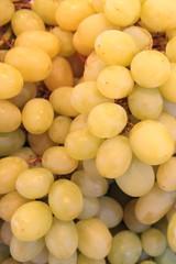reife, gelbe trauben