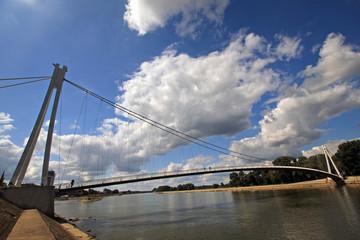 ponte al parco di Osijek