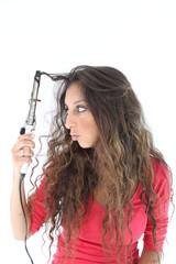 Störrisches Haar