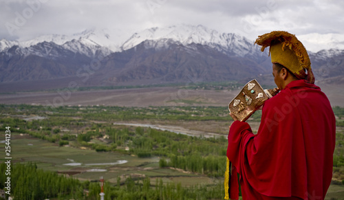 Monks - Ladakh