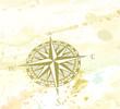 Compass windrose