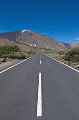Teide Mount, Tenerife Island