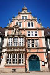 Heimatmuseum im Leist-Haus in Hameln, Deutschland