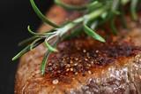 Fototapety Steak braten