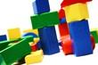 Bausteine im Kindergarten