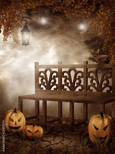 jesienna-sceneria-z-dyniami