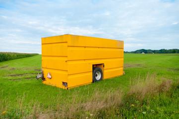 mobile silo