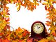 Fall time change