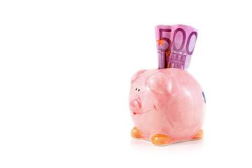 Salvadanaio 500 €