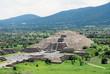 teotihuacan, aztec ruins