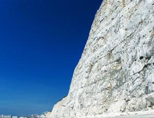 acantilado blanco, Brighton