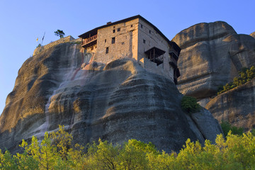Old monastery - Meteora, Greece