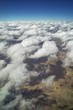 over the peruvian andes