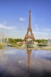 Eifel Tower - Paris (France) poster