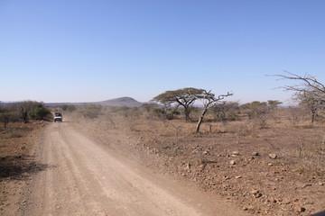 Paisaje de Sudafrica