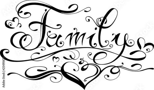 Focus  Family  Tattoos on Family  Familie  Tattoo Schriftzug  Logo    Christine Krahl  25490678