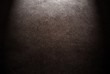 Natural qualitative brown leather texture. Close up.