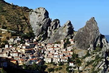 Basilicata, Castelmezzano