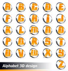 Alphabet logo design collection