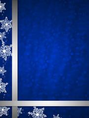 Hintergrund modern blau blanko