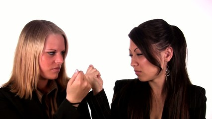two women attack each other (1080i/PAL)