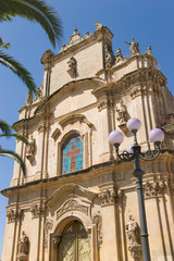 Chiesa Carmine (Scicli)