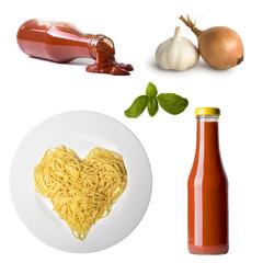 Spaghetti Ketchup