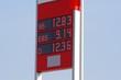 Preistafel in Schweden mit Ethanolkraftstoff E85