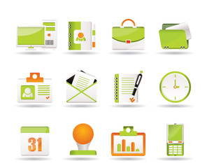 Web Applications,Business and Office icons