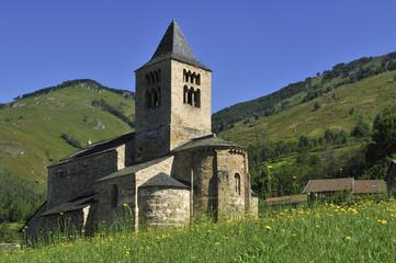 la chapelle d'Axiat