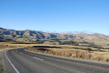 Endlose Straßen (New Zealand Roads)