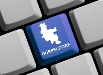 Alles über Düsseldorf im Internet