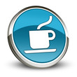 "3D Style Icon ""Cafeteria / Hot Beverage"""