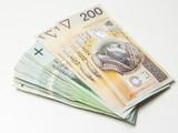 Fototapete Fan - Währung - Geld / Kreditkarte