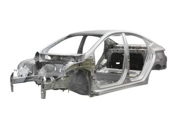 body of a car