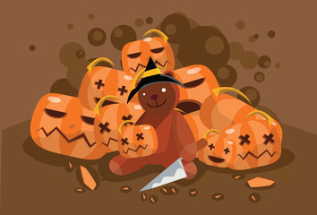 Carve on Halloween