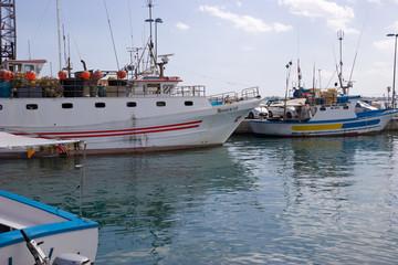 Barche alla marina (Siracusa)
