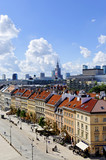 old city in warsaw - 25544672