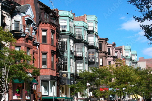 Rue de Boston, Newbury Street