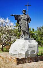 Monument to St. Apostle Andrew in the Chersonesos Taurica