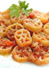 Pasta with meat sauce - Pasta al ragù