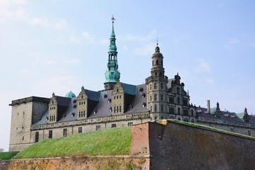 Kronborg Castle - Helsingør/Elsinore, Denmark