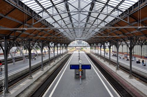 Aluminium Treinstation gare de Lübeck