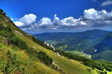 Slovak mountain