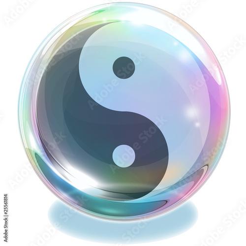 Sphere 陰陽 yin yang