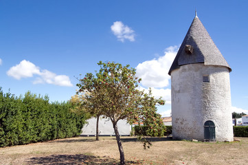 Moulin Saint-Pierre - Oléron