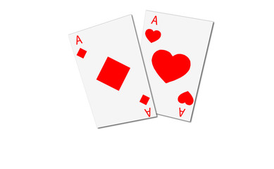 two aces