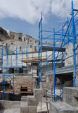 Restoration Work in Caveoso Sassi poster