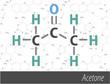 Set of chemistri orgnick formulas