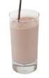 Glas mit Kakao inklusive exaktem Beschneidungspfad